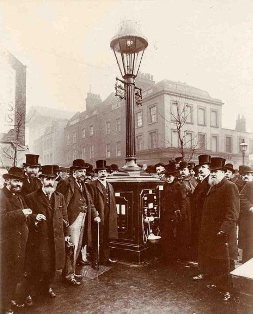 ilk kahve makinesi