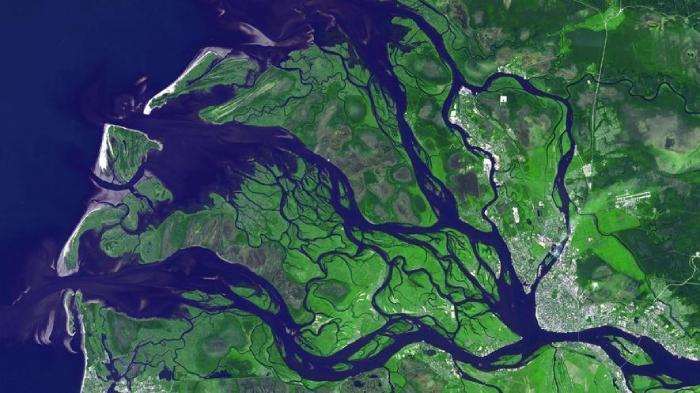 delta nedir coğrafya delta